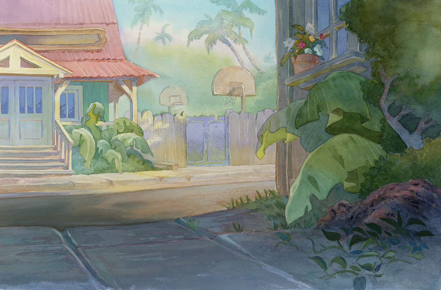 lilo and stitch concept art id julylilostitch0066 van eaton