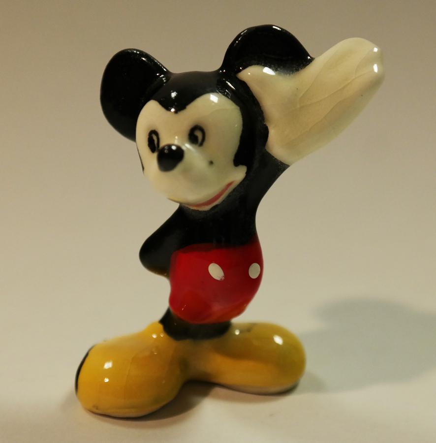 1956 Mickey Mouse Figurine - ID: aprmickey17094   Van Eaton Galleries