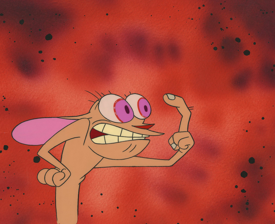 ren and stimpy backgrounds