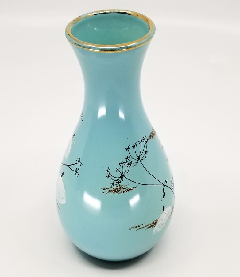 1960s Fantasia Ceramic Vase Id Maydisneyana18911 Van Eaton