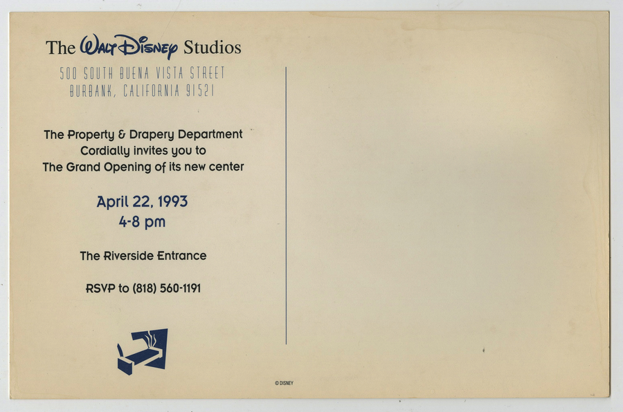Walt disney property department moving invitation id walt disney property department moving invitation id novdisneyland17120 stopboris Images