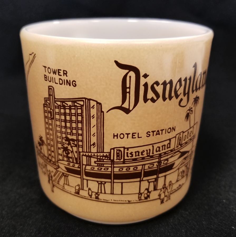 Disneyland Hotel Coffee Cup Id Octdisneyland17702 Van