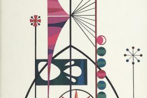 Tower of the Four Winds Print - ID: septdisneyana20023 Disneyana