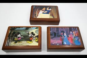 Watch Collectors Club Series V Couples Music Boxes - ID: augdisneyana20201 Disneyana