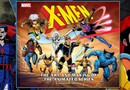 The Art and Making of X-Men: The Animated Series Virtual Event