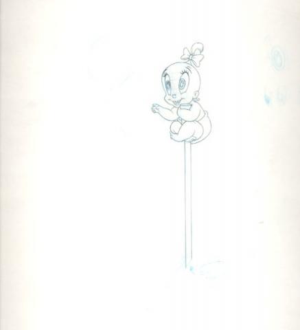 Roller Coaster Rabbit Production Drawing - ID:0131roger17 Walt Disney