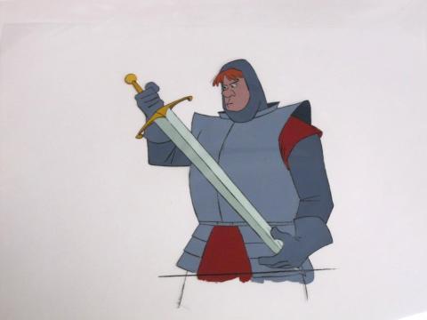 The Sword in the Stone Production Cel - ID:dissword002 Walt Disney