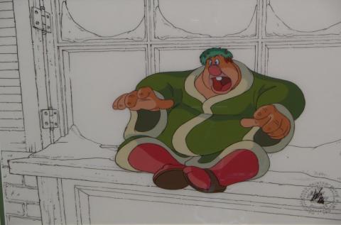 Mickey's Christmas Carol Production Cel - ID:fdxmas02 Walt Disney