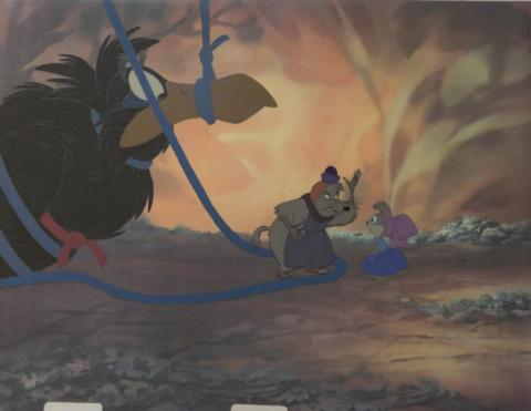 The Secret of NIMH Production Cel - ID:mar15nimh008 Don Bluth