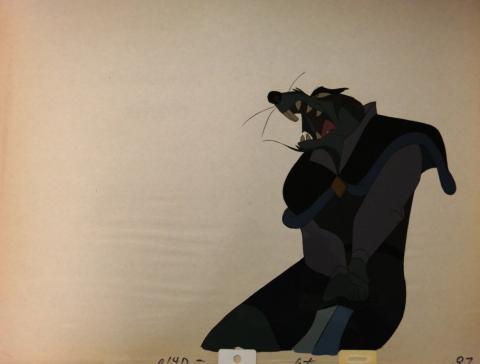 The Secret of NIMH Production Cel - ID:mar15nimh025 Don Bluth
