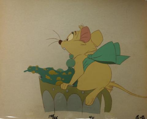The Secret of NIMH Production Cel - ID:mar15nimh026 Don Bluth