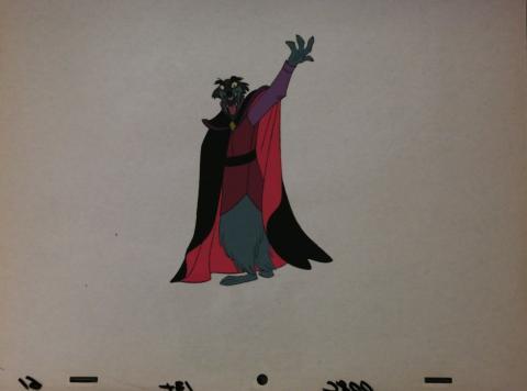 The Secret of NIMH Production Cel - ID:mar15nimh044 Don Bluth