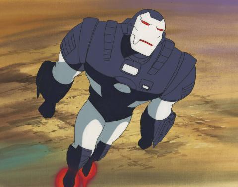 War Machine Cel & Background - ID:decironman6818 Marvel