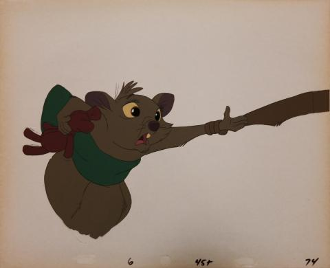 The Secret of NIMH Production Cel - ID: jannimh2822 Don Bluth
