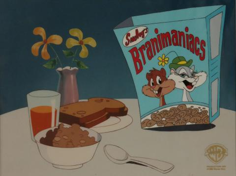 Animaniacs Production Cel - ID:julyanimaniacs2184 Warner Bros.
