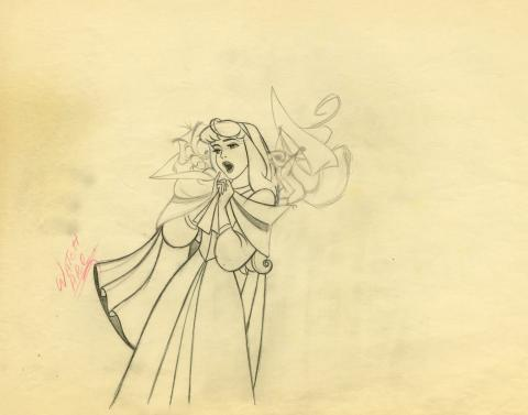 Sleeping Beauty Matching Drawings - ID:julysleeping5180 ...