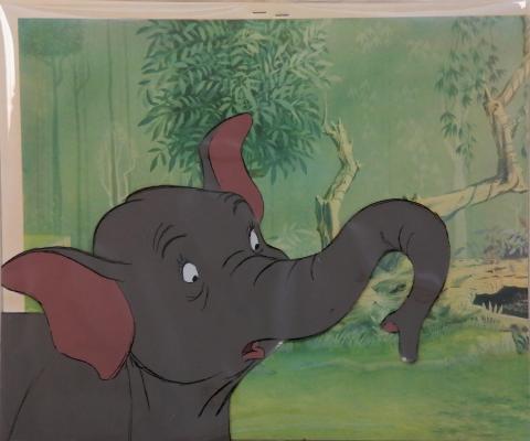 Goliath II Production Cel - ID: jungoliath9406 Walt Disney