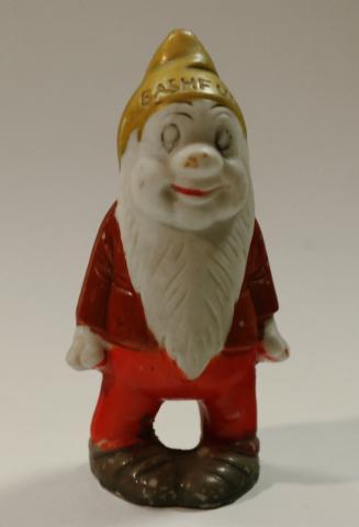 1938 Bashful Figurine - ID: aprdisneyana17075 Walt Disney