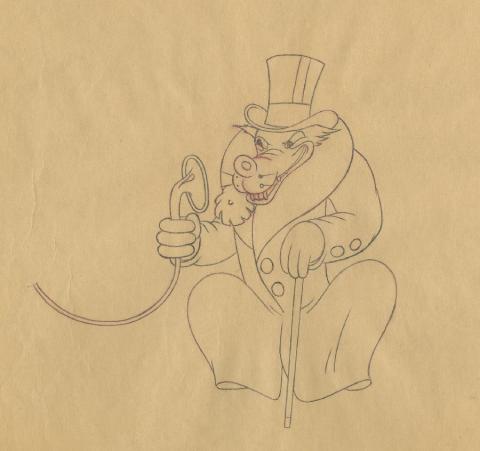 Late 1930s Warner Bros Drawing - ID: junwarner17014 Warner Bros.