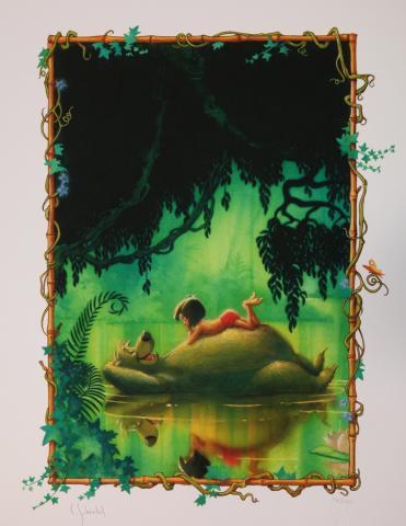 Jungle Book Limited Edition - ID: maydisneyana17008 Walt Disney