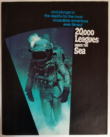 20,000 Leagues Poster - ID: novleagues17215 Walt Disney