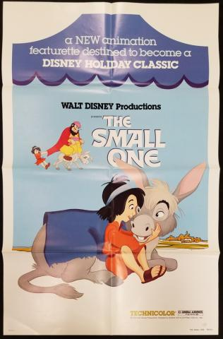 The Small One One Sheet Poster - ID: novsmallone17120 Walt Disney