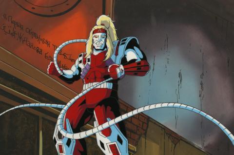X-Men Cel and Background - ID: octxmen17209 Marvel