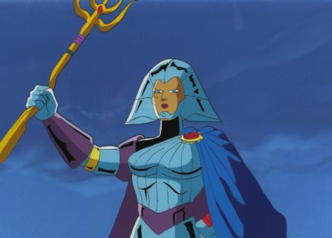 X-Men Cel and Background - ID: octxmen17251 Marvel