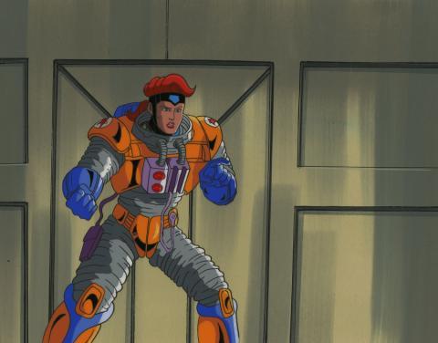 X-Men Cel and Background - ID: octxmen17326 Marvel