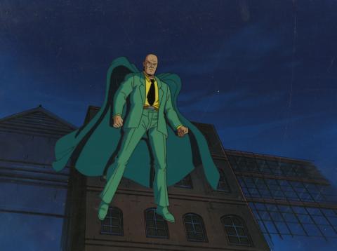 X-Men Cel and Background - ID: octxmen17329 Marvel