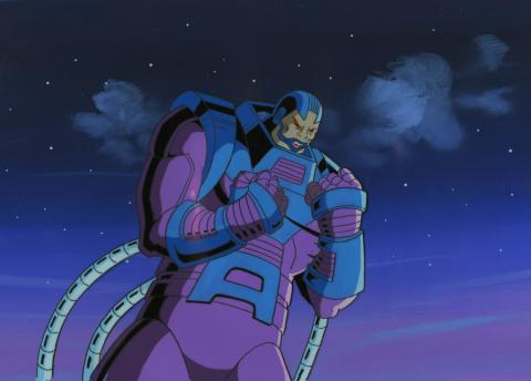 X-Men Apocalypse Production Cel & Background - ID: aprxmen18191 Marvel