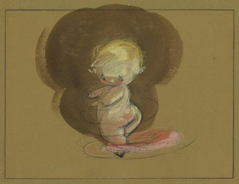 Baby Ballet Concept - ID: janblair18096 Walt Disney