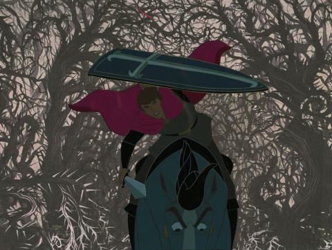 Sleeping Beauty Production Cel - ID: marsleeping18957 Walt Disney