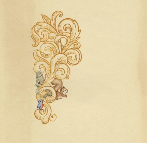 Disney Film Development Drawing - ID: maydisney18064 Walt Disney