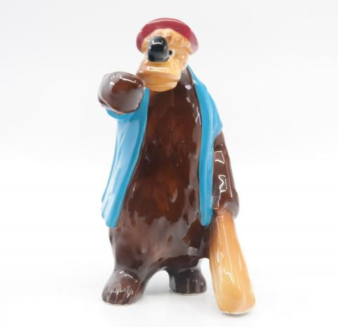 Brer Bear Ceramic Figure - ID: octdisneyana18558 Disneyana