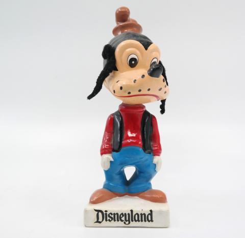 1960s Goofy Disneyland Bobblehead - ID: octdisneyana18575 Disneyana