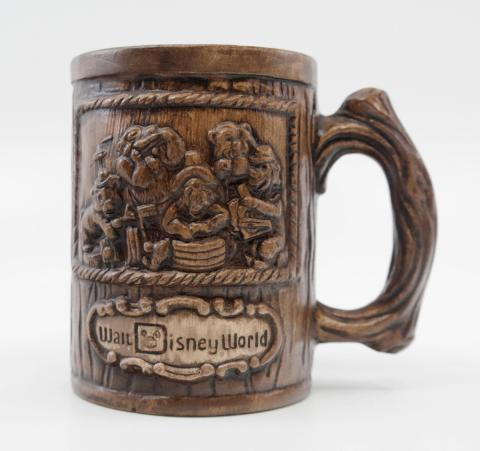 Walt Disney World Country Bear Mug - ID: octdisneyana18628 Disneyana
