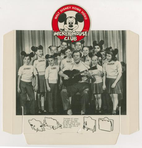 Mickey Mouse Club Store Display - ID: augdisneyana19102 Disneyana
