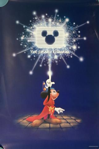 Disney Channel Poster - ID: augdisneyana19221 Disneyana
