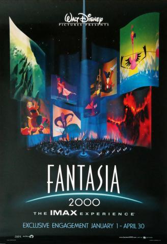 Fantasia 2000 Poster - ID: augfantasia19152 Walt Disney
