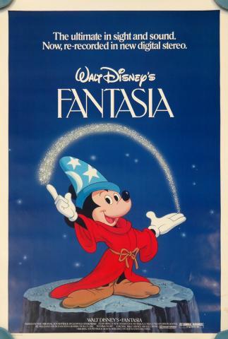 Fantasia Poster - ID: augfantasia19184 Walt Disney