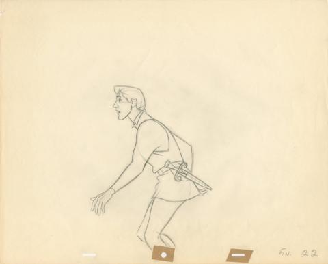 Sleeping Beauty Production Drawing - ID: augsleeping19240 Walt Disney