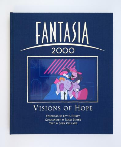 Fantasia 2000 Visions of Hope - ID: marbook19251 Walt Disney