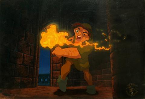 Hunchback of Notre Dame Employee Limited Edition - ID: marhunchback19236 Walt Disney