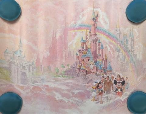 The Sun Never Sets on the Disney Magic - ID: octdisneyana19380 Disneyana