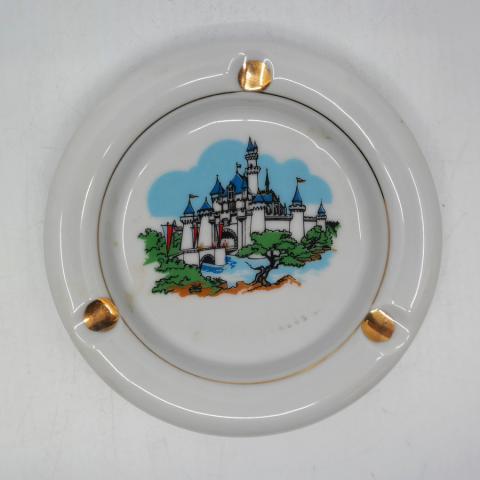 Disneyland Souvenir Ashtray - ID: aprdisneyland20160 Disneyana