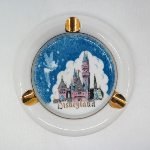 Disneyland Souvenir Ashtray - ID: aprdisneyland20161 Disneyana