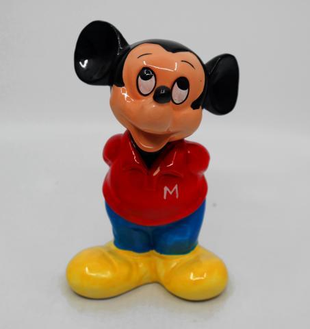 Disneyland Souvenir Mickey Mouse Bank - ID: aprdisneyland20246 Disneyana
