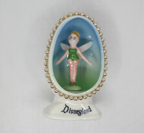 Disneyland Tinker Bell Souvenir Figurine  - ID: aprdisneyland20263 Disneyana