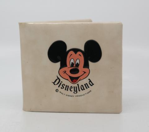 Disneyland Souvenir Mini Photo Album - ID: aprdisneyland20279 Disneyana